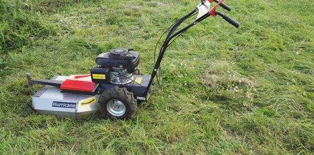 F 550 nejen na trávu