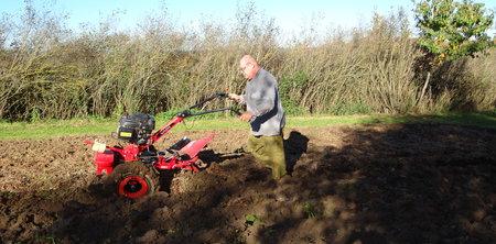 Příprava půdy na zimu a orba