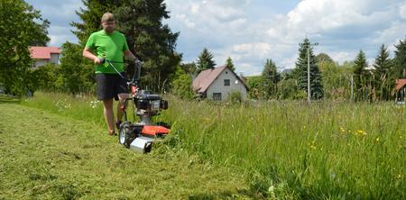 Boj s první trávou